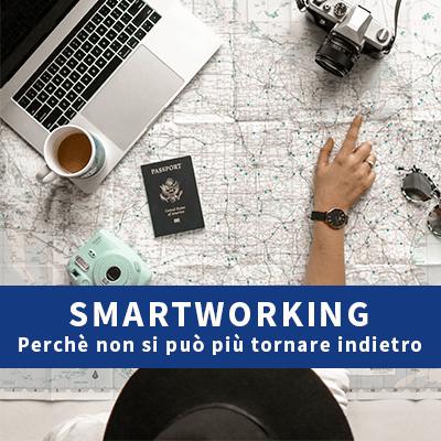 Smartworking: perchè non si può più tornare indietro. Vincono i nomadi digitali.